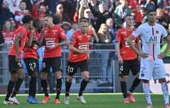PSG menang atas Rennes dua gol tanpa balas